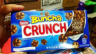 SALE  BUNCHA CRUNCH BOX @ 90.00