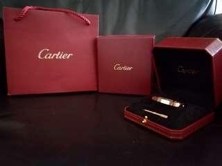 Authentic Cartier Bracelet Rosegold