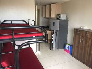 Furnished Studio Unit at Lower Floor near UST
