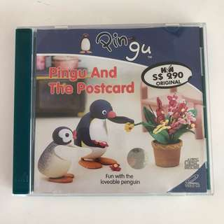 Pingu And The Postcard VCD (Total: 6 stories)