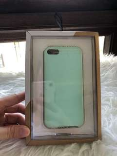 Worn-out iPhone 5/5s Blue Case