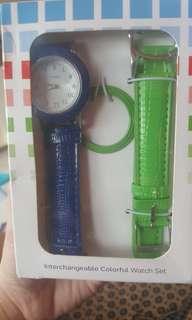 Tupperware Interchangeable strap watch