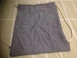 Zha's Drawstring Bag