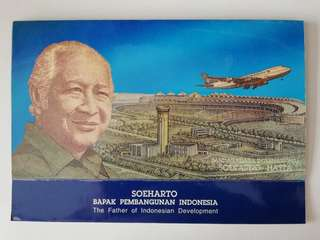 Indonesia Rupiah 50000 Soeharto 1993