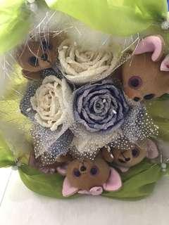 Flower bouquet for sale