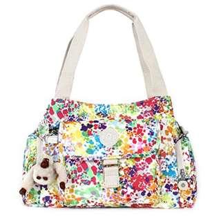🚚 美國官網Kipling Felix Large Handbag