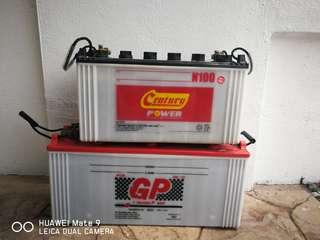 2 x battery