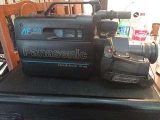 Vintage Panasonic Video Camera