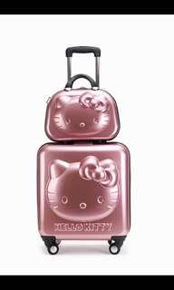3D Hello Kitty 18吋,20吋旅行行理箱 🤗