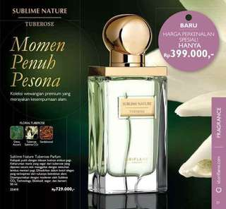 Parfum SUBLIME NATURE