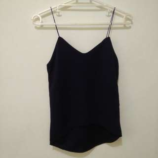 Small Navy Blue Cami Top