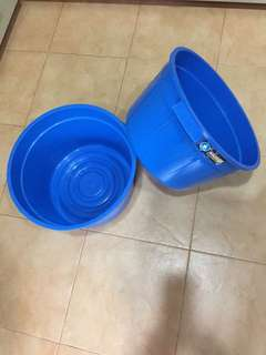 Tubs - 2 For $9