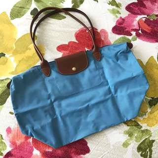 LONGCHAMP shopping tote
