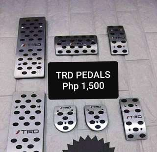 TRD PEDALS