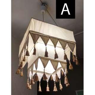IKEA BROARYD Lamp