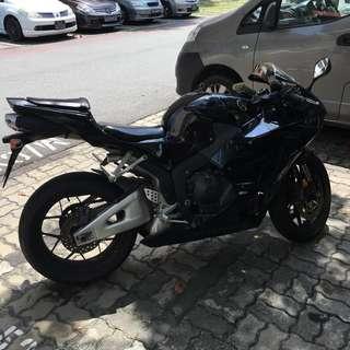 WTS/COI Honda CBR600RR