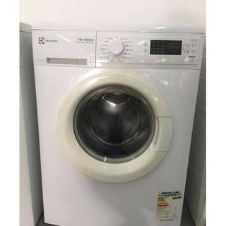 7kg Electrolux Front Load Washing Machine Mesin Basuh Recond