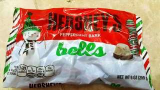 SALE  HERSHEYS BELLS MINT @ 195.00