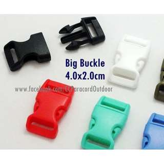 15mm Plastic Buckle for Paracord Bracelet