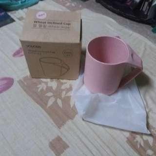 Yoyoso Wheat Inclined Cup