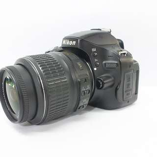 Nikon D5100 with 18-55mm kitlens