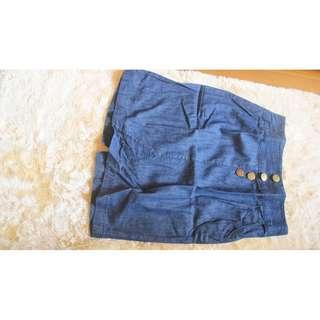 Gaudi Mini Skirt -- Rok Mini Gaudi