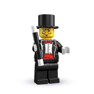 🚚 [Unicque] Lego Minifigures (CMF) Series 1 - Magician #caroupay