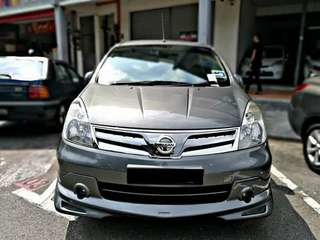 NISSAN GRAND LIVINA FULL LOAN