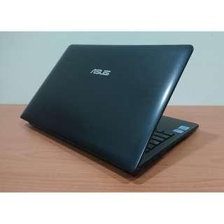 【15吋筆電】華碩 ASUS X501A 經典文書機 三代I3+4G+500G WIN10 螢幕面板換新 副廠充電器
