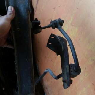 Wira 1.6 rear link anti roll-bar