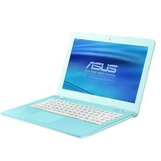 Laptop Asus X441NA HDD 500gb kredit gratis 1x angsuran