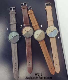 Two Tone Watch (019)