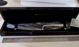 Damasteel knife 刀