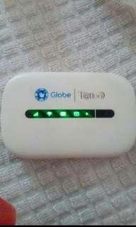 Globe pocket wifi LTE