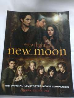 New Moon: The Complete Illustrated Movie Companion by Mark Cotta Vaz