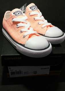 Size 9 (15.5cm) Converse Chuck Taylor All Star Sneakers
