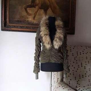 Army Coat Jacket Winter