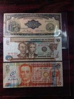 Old Philippine Banknotes