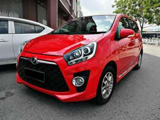 Perodua Axia M Full Loan