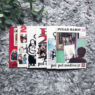 Pugad Baboy Comics Bundle
