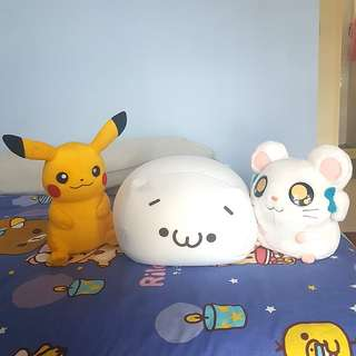 Japanese Anime Plush Toys
