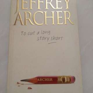 To cut a long stort short (Jeffrey archer)