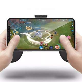 3 in 1 Wireless Charger + Cooler + Power Bank Game Pad