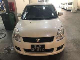 Suzuki Swift 1.5A Keyless