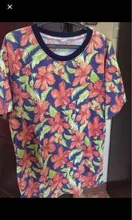 floral shirt slim fit