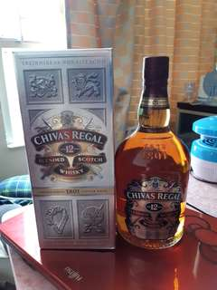 1L CHIVAS REGAL 12 years