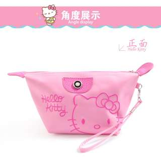 Hello Kitty Cosmetic Pouch (Pink) BBD706406C