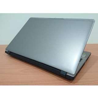 【15吋】喜傑獅 CJS WX-350 1080P IPS 四代i7+8G+256GSSD+2G獨顯 WIN10