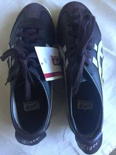 SALE! Brand New! Dark brown Onitsuka Tiger sneakers