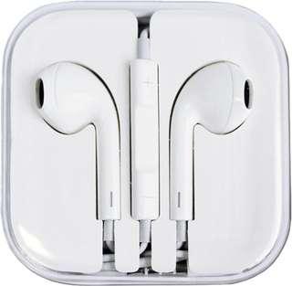 Apple原裝耳機 (100% New)